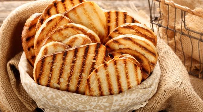 Olor a tostada